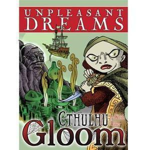 Cthulhu Gloom: Unpleasant Dreams - Leisure Games