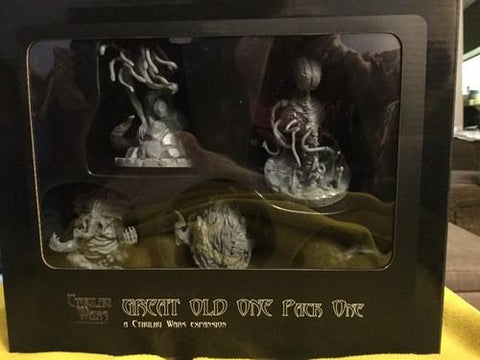 Cthulhu Wars: Great Old Ones Pack 1 - Leisure Games
