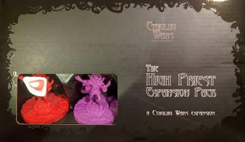Cthulhu Wars: High Priest - Leisure Games