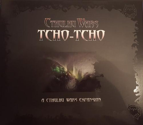 Cthulhu Wars: Tcho-Tcho - Leisure Games