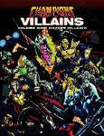 Champions Villains 1: Master Villains + complimentary PDF - Leisure Games