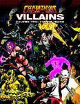 Champions Villains 2: Villain Teams + complimentary PDF - Leisure Games