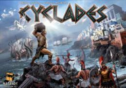 Cyclades - Leisure Games