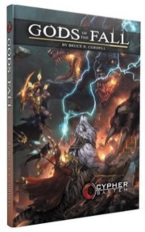 Cypher System: Gods of the Fall - Leisure Games