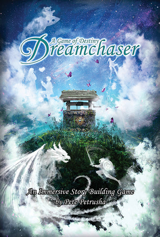 Dreamchaser: A Game of Destiny + complimentary PDF