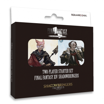 Final Fantasy 14 (XIV) Remake 2-Player Starter Set Shadowbringers