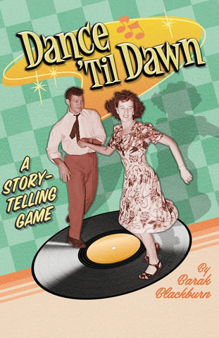 Dance 'Til Dawn - Leisure Games