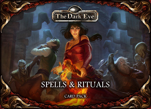 The Dark Eye RPG: Spells & Rituals Card Pack