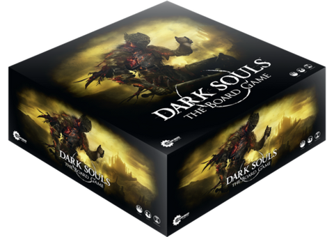 Dark Souls: The Board Game - Leisure Games