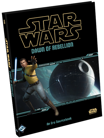 Star Wars Roleplaying Game: Dawn of Rebellion Hardcover
