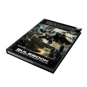 Deadzone 2nd Edition Rulebook (Hardback)