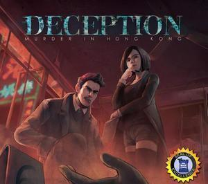 Deception: Murder in Hong Kong (CS Files)
