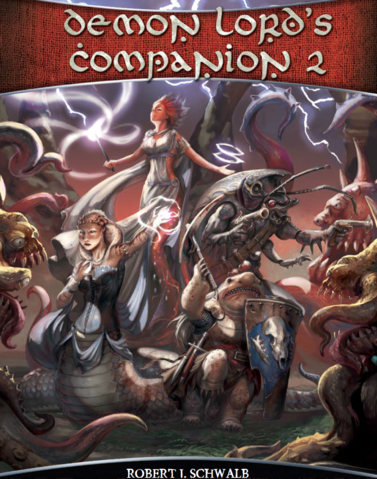 Shadow of the Demon Lord: Demon Lord's Companion 2