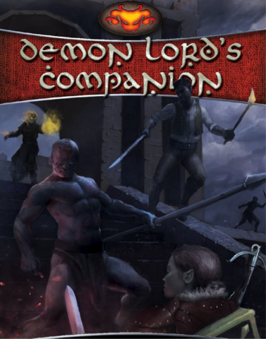 Shadow of the Demon Lord: Demon Lord's Companion
