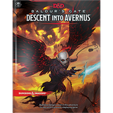Dungeons & Dragons 5th Edition: Baldur's Gate - Descent into Avernus - pre-order, expected release date 17th September