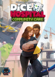 Dice Hospital: Community Care: Kickstarter Edition (with KS pack) PRE-ORDER, expected in Quarter 3, 2020