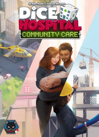 Dice Hospital: Community Care