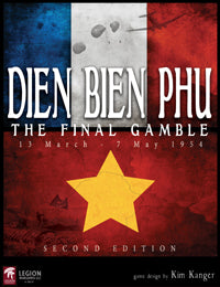 Dien Bien Phu: The Final Gamble 2nd Edition