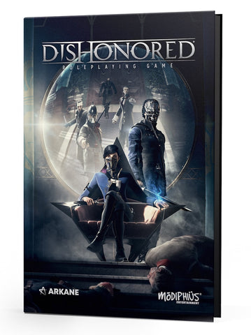 Dishonored: The Roleplaying Game Corebook + complimentary PDF