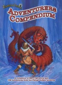 Tunnels and Trolls: Adventurers Compendium
