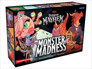 Dungeon Mayhem Deluxe (Monster Madness)