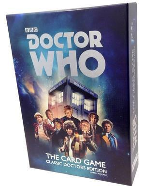 The Doctor Who Card Game Classic