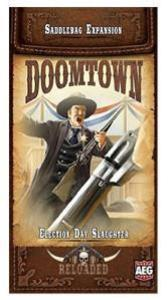 Doomtown Reloaded Saddlebag 3: Election Day Slaughter