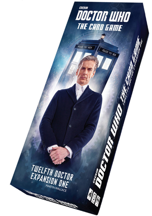 The Doctor Who Card Game: Twelfth Doctor Expansion