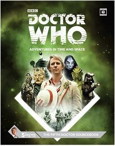 Doctor Who: Fifth Doctor Sourcebook + complimentary PDF
