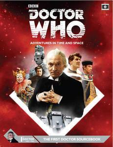 Doctor Who: The First Doctor Sourcebook + complimentary PDF