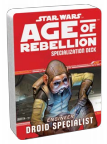 Star Wars Age of Rebellion RPG: Engineer Specialization and Signature Abilities Decks