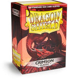 Dragon Shield Classic Standard 100 Sleeves (63x88mm)