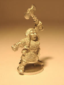 15056 Female Dwarf Warrior