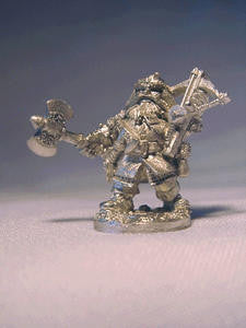 15500c Dwarf Warrior - Leisure Games