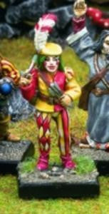 15501g Harlequin Knife Thrower - Leisure Games
