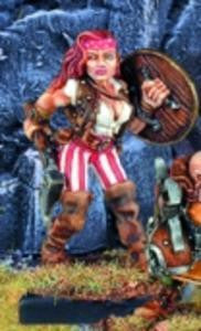 15504A Female Pirate - Leisure Games