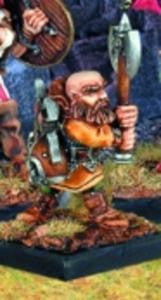 15504B Dwarf Soldier - Leisure Games