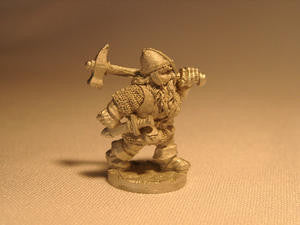 18007 Dwarf Warrior - Leisure Games