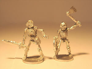 18014 Skeleton Warriors (2) - Leisure Games