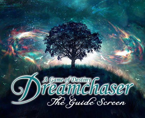 Dreamchaser: The Guide Screen