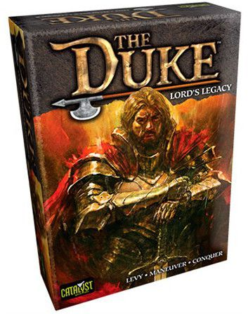 The Duke Lord's Legacy (expected in stock on 15th January)