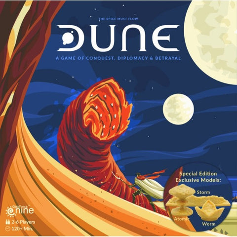 Dune: Board Game Special Edition