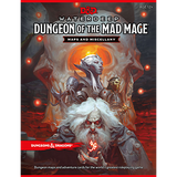 Dungeons & Dragons 5th Edition: Dungeon of the Mad Mage Map Pack - pre-order (expected November 2018)