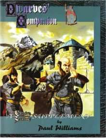 Chivalry & Sorcery: Dwarves Companion + complimentary PDF