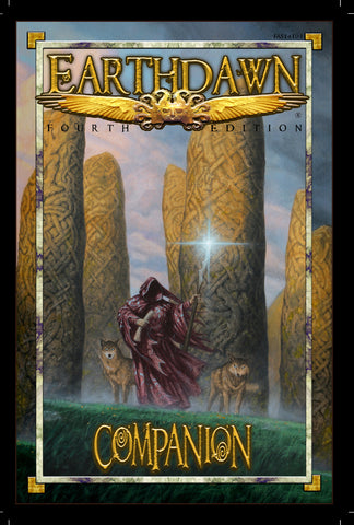 Earthdawn Companion (4th Edition)
