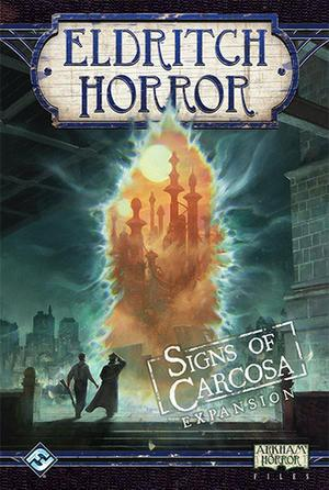 Eldritch Horror : Signs of Carcosa
