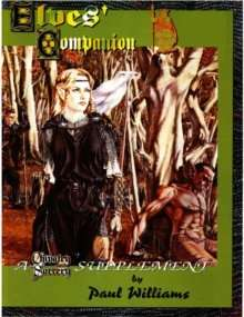 Chivalry & Sorcery: Elves Companion + complimentary PDF