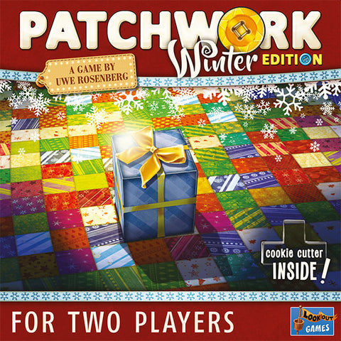 Patchwork: Winter Edition (expected in stock on 20th October)