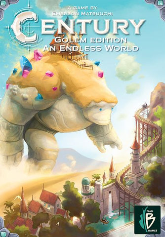 Century: Golem Edition An Endless World (expected in stock on 8th December)