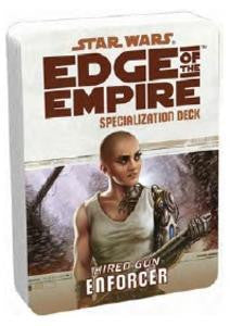 Star Wars Edge of the Empire: Enforcer Specialization Deck